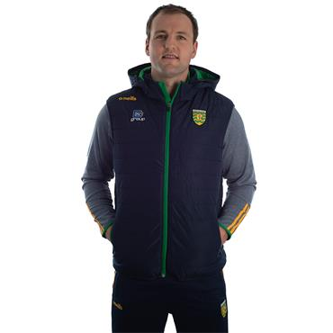 ADULTS DONEGAL SOLAR 70 GILET - MARINE/EMERALD