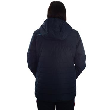 O'Neills Womens Donegal GAA Solar 72 Padded Jacket - Navy