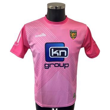 O'Neills Girls Donegal GAA Training Jersey 2021 - Pink