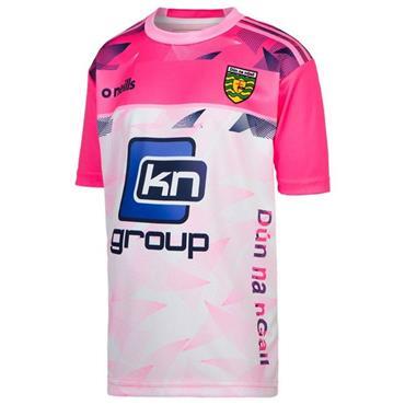 O'Neills Girls Donegal Training Jersey - Pink