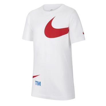 Nike Kids Sportswear Tshirt - WHITE