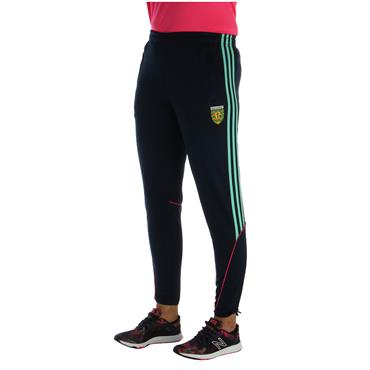 WOMENS DONEGAL DILLON 36 SKINNY BOTTOMS - NAVY/PINK