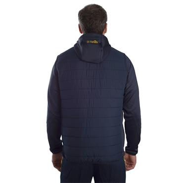 ADULTS DONEGAL HOLLAND 72 FLEECE JACKET - NAVY