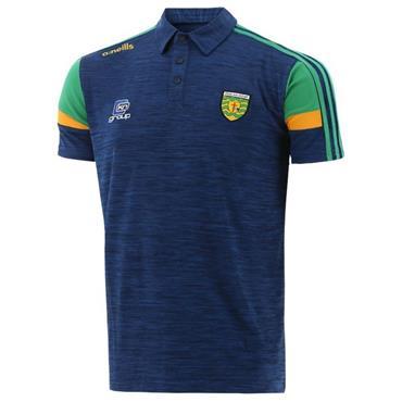O'Neills Adults Donegal GAA Portland 061 Polo Shirt - Navy
