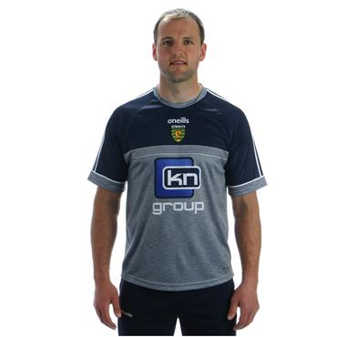 ADULTS DONEGAL TRAINING JERSEY 2018 - GREY