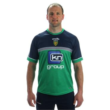 ADULTS DONEGAL TRAINING JERSEY 2018 - GREEN/NAVY