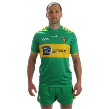 ADULTS DONEGAL GAA AWAY JERSEY 2018 - GREEN/YELLOW