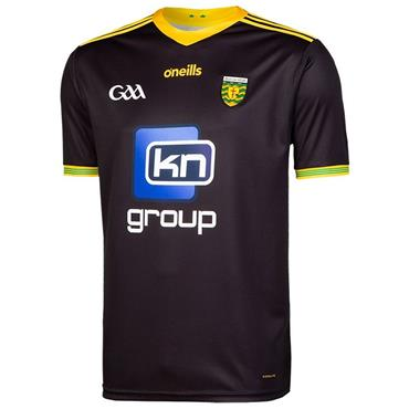 O'Neills Adults Donegal GAA Goalkeeper Jersey 2018 - Black/Yellow