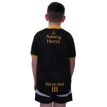 O'NEILLS KIDS DONEGAL GAA GOALKEEPER - BLACK/YELLOW