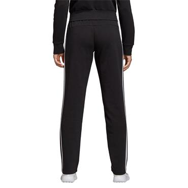Adidas Womens 3 Stripe Pants - Black/White