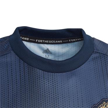 KIDS MANCHESTER UNITED THIRD JERSEY18/19 - NAVY