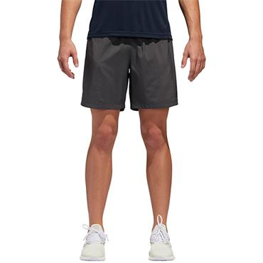 Adidas Mens Own the Run Shorts - Grey
