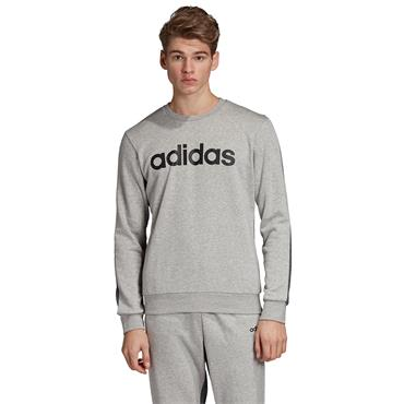 Adidas Mens Essentials Sweatshirt - Grey