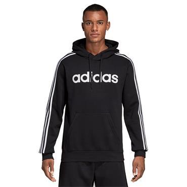Adidas Mens Essentials Sweatshirt - Black/White