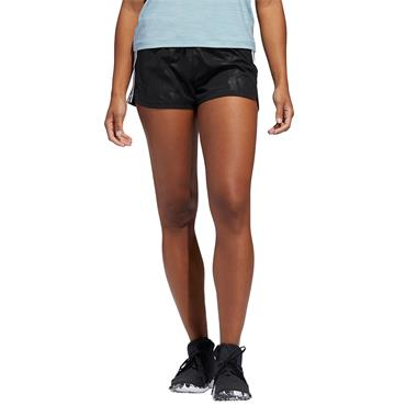 Adidas Womens Woven Shorts - Black/White