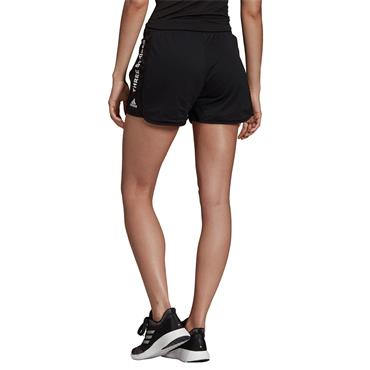 Adidas Womens Sports ID Shorts - BLACK
