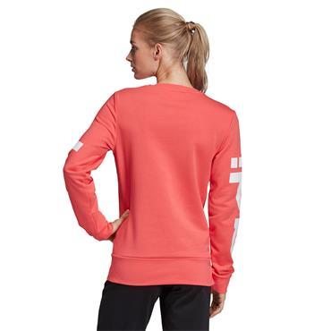 Adidas Womens Essentials Sweatshirt - Pink