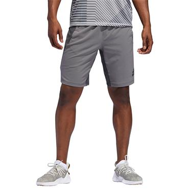 "Adidas Mens 4 KSPR Woven 10"" Shorts - Grey"