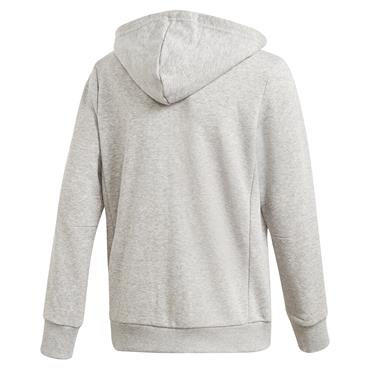 Adidas Kids Must Have Full Zip Hoodie - Grey