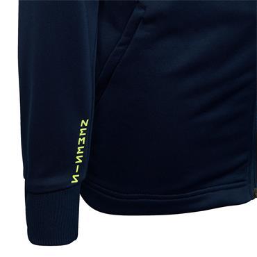 Adidas Boys Messi Full Zip Hoodie - Navy