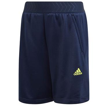 Adidas Boys Messi Shorts - Navy