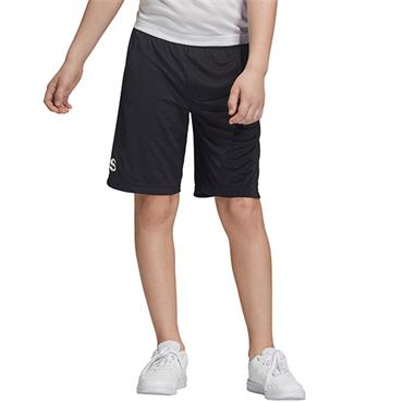 Adidas Boys Equip Knit Shorts - BLACK