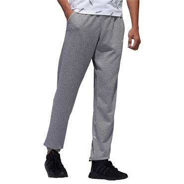 Adidas Mens Graphic Tracksuit Bottoms - Grey