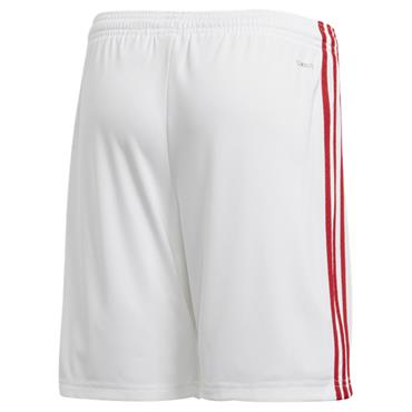 Adidas Kids Manchester United Shorts 2019/20 - White
