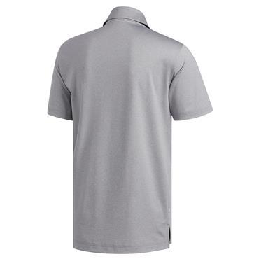 Adidas Mens Golf Poloshirt - Grey