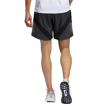 Adidas Mens Own The Run Shorts - BLACK