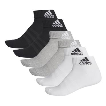 Adidas Cushioned Ankle Socks - Multi