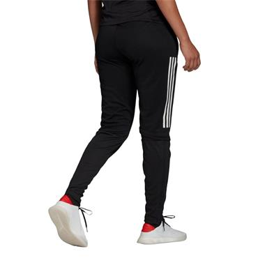 ADIDAS WOMENS CON 20 TRAINING PANT - BLACK