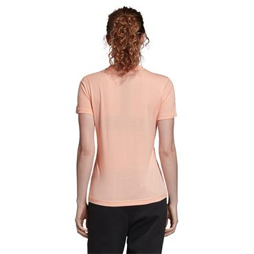 Adidas Womens Must Have Badge of Sport T-Shirt - Pink