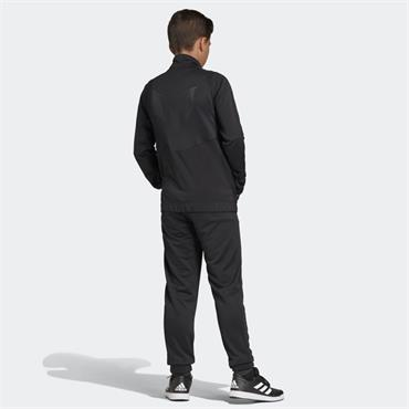 Adidas Kids Messi Tracksuit - BLACK
