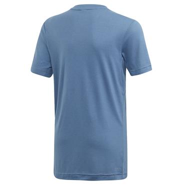 Adidas Boys Prime T-Shirt - Blue