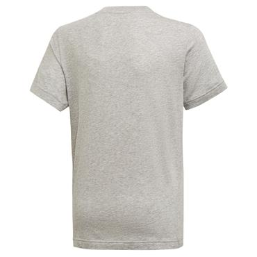 Adidas Boys Sports ID T-Shirt - Grey