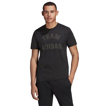 Adidas Mens VRCT T-Shirt - BLACK