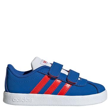 Adidas Infants VL Court 2.0 Shoes - Blue