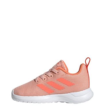 Adidas Infant Lite Racer Trainer - Coral