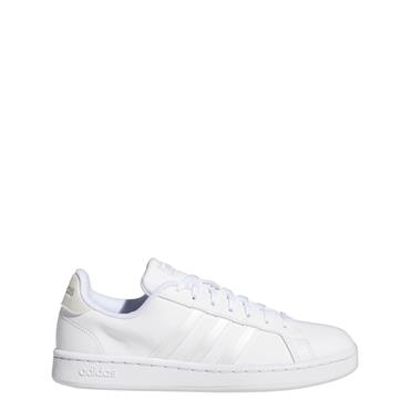 Adidas Womens Grand Court Trainers - White