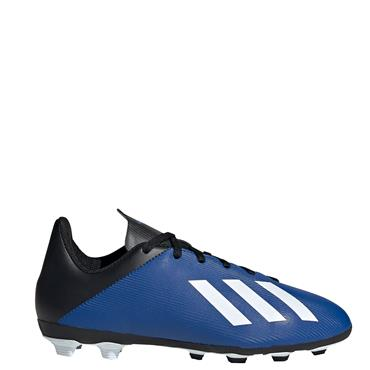 Adidas Kids X19.4 FxG Football Boots - Blue