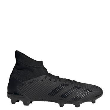Adidas Men's Predator 20.3 FG Football Boot - BLACK