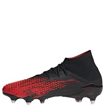 Adidas Mens Predator Mutator 20.1 SG Football Boots - BLACK