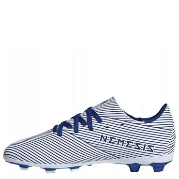 Adidas Nemeziz 19.4 Kids Football Boots - WHITE
