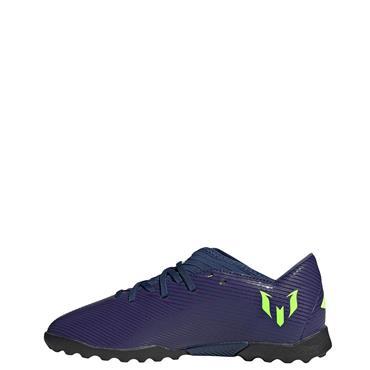 Adidas Kids Nemeziz Messie 19.3 Astro Boot - BLUE