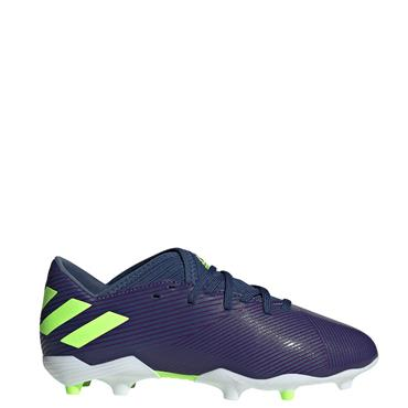 Adidas Kids Messi 19.3 Football Boots - Blue