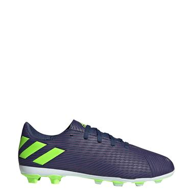 Adidas Kids Messi 19.4 FxG Football Boots - Blue