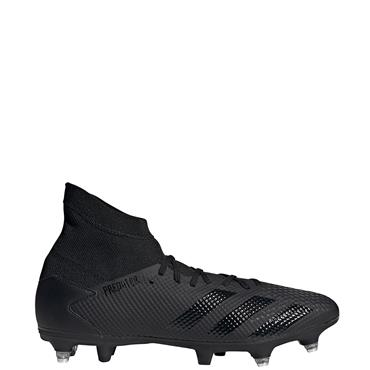 Adidas Mens Predator 20.3 SG Football Boots - BLACK