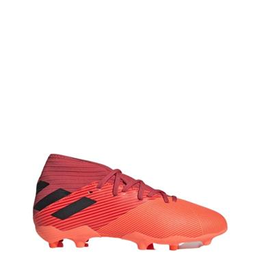 ADIDAS KIDS NEMEZIZ 19.3 FG FOOTBALL BOOTS - Red
