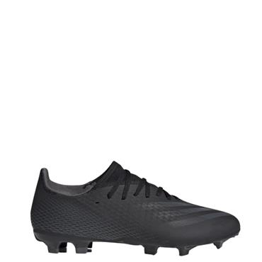 Adidas Mens X Ghosted.3FG - BLACK
